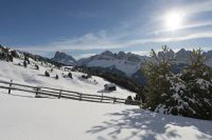 Südtirol als Outdoor-Ziel.