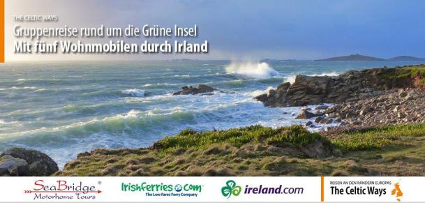 Outdoor-Fans lieben Irland.